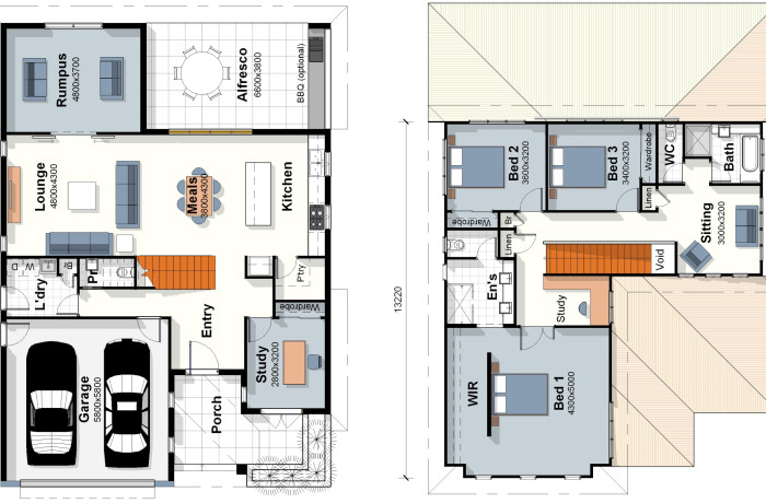 The Nebraska – House Plan