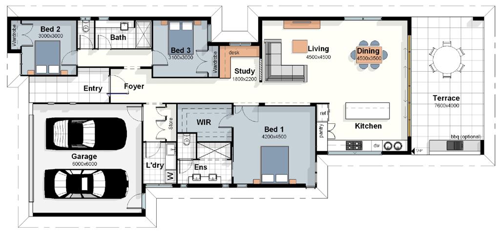 Finlay Homes – Award Winning House Floor Plans