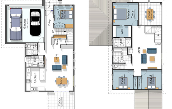 The Sunrise House Plan