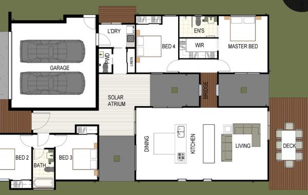 The Tuscany House Plan